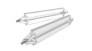 Panel clamps image