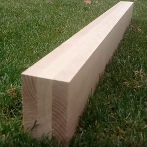 how to make easy and quickly a diy laminated timber beam