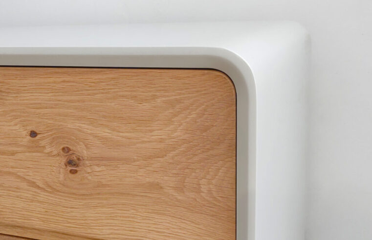 this is the way we made a simple nightstand box with rounded corners